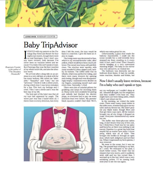 BabyTripAdvisor
