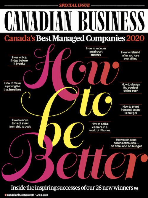 CanBusinessBestManaged